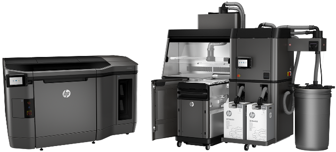 GIMATIC, servicio de 3D Manufacturing – Impresión aditiva en poliamida PA12