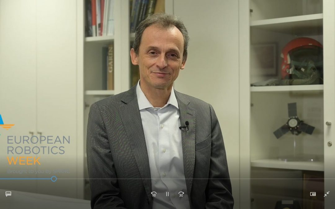 Arranca la Semana Europea de la Robótica 2020 con la presidencia de honor del Ministro de Ciencia e Innovación, Pedro Duque