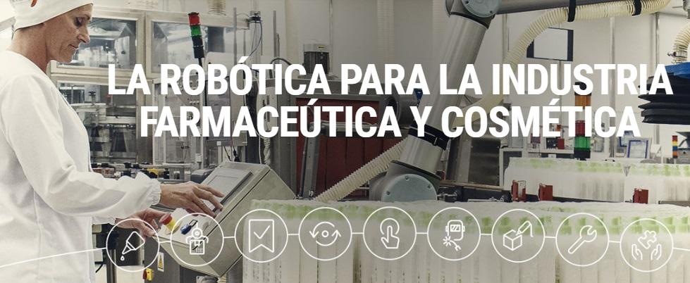 Nueva Jornada Técnica con Universal Robots: la robótica colaborativa para la industria farmacéutica y cosmética