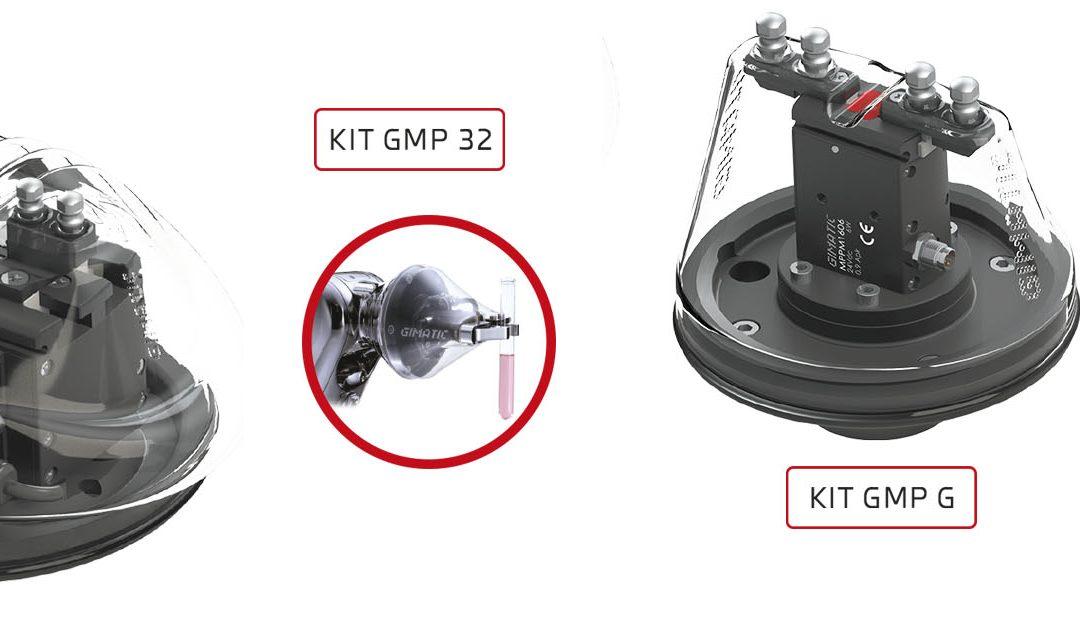 GIMATIC Iberia presenta los kits GMP, solución innovadora para la manipulación automatizada en sala blanca