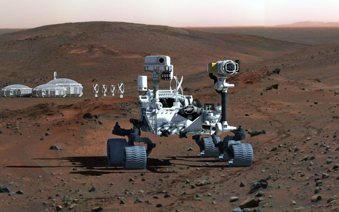 Tekniker desarrollará el primer generador eólico para Marte