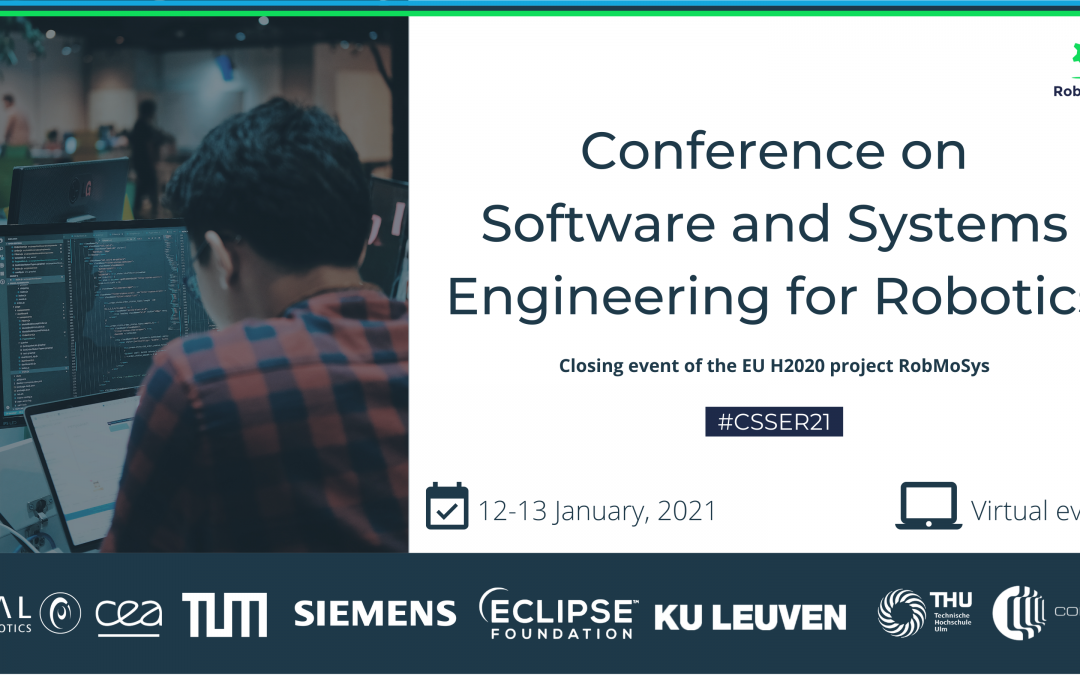 Conference on Software and Systems Engineering for Robotics