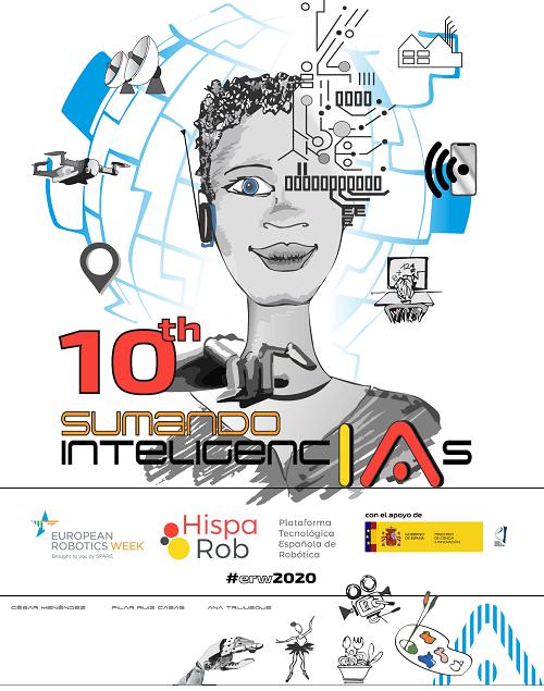 Semana Europea de la Robótica ERW2020: resumen de un décimo aniversario muy especial