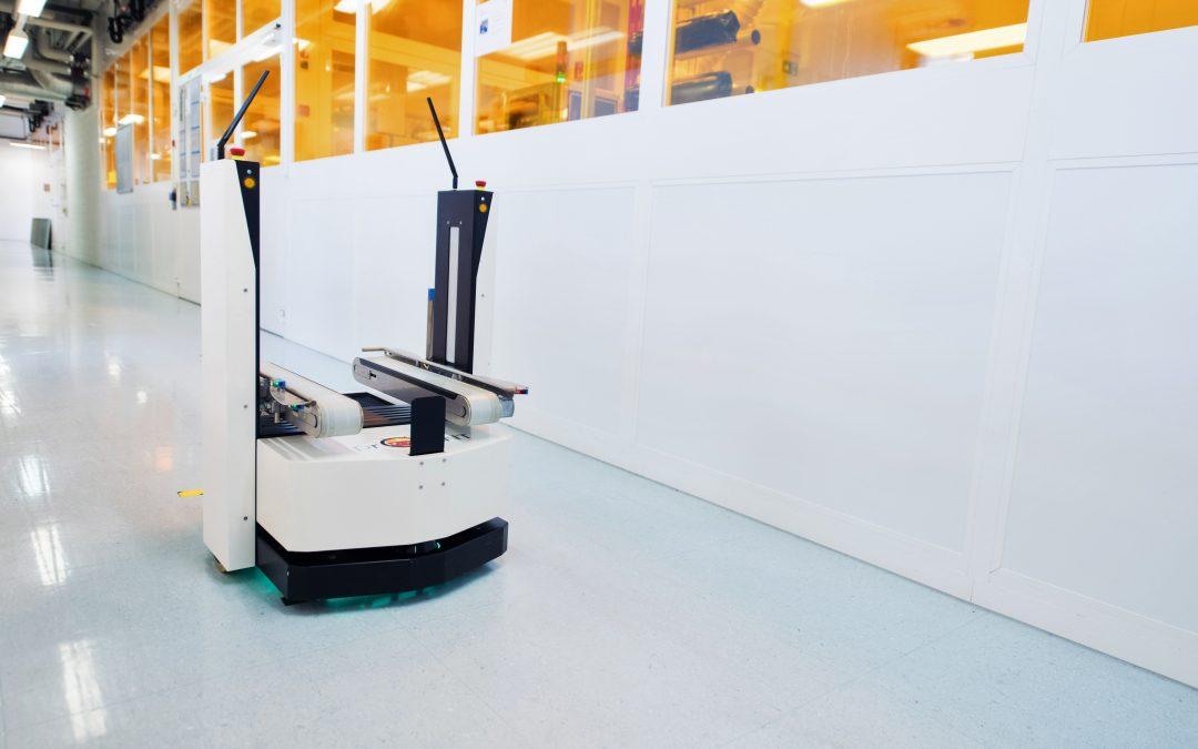 ASTI Mobile Robotics amplía su gama de robótica móvil con los Boxmover, tecnología avanzada para cargas ligeras