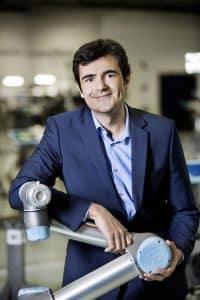 """Entrevista a Jordi Pelegrí de Universal Robots en """"Revista de Robots"""""""