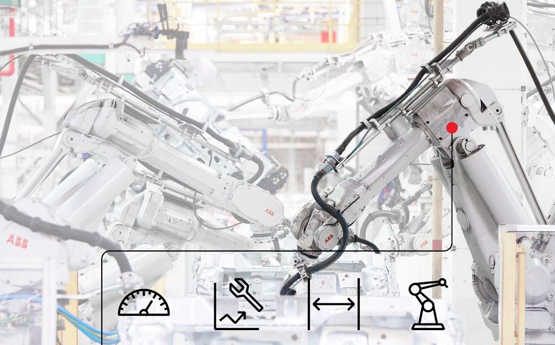ABB lanza un servicio de mantenimiento basado en condiciones para evaluaciones de flotas y robots individuales