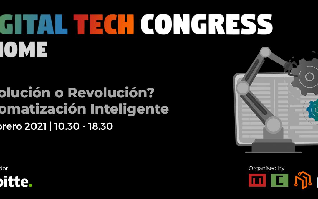 MetalMadrid, Empack y Logistics & Automation presentan su primer Digital Tech Congress