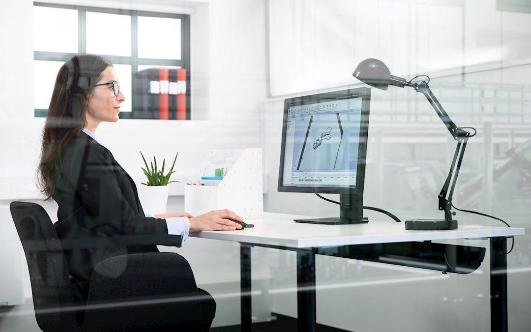 El nuevo simulador de distancia de frenado mejora la seguridad y reduce el tamaño de la célula robótica hasta en un 25%