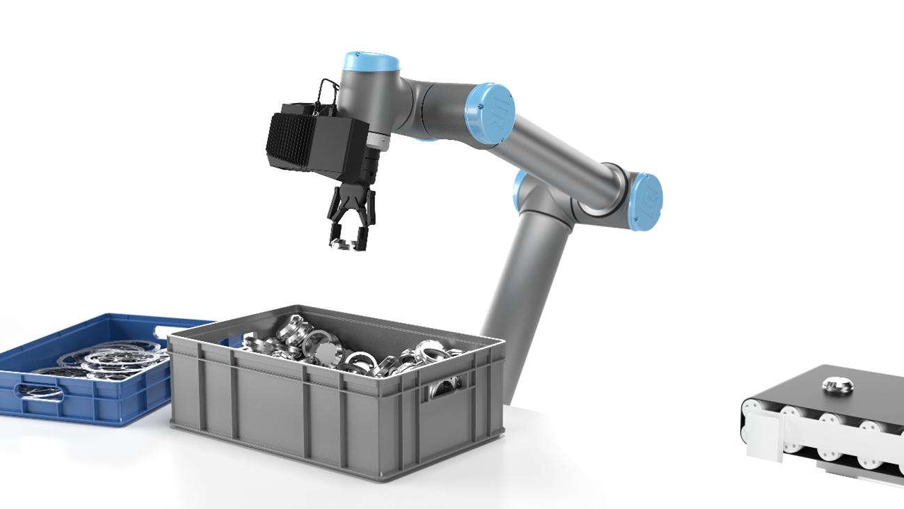 Soluciones automatizadas para aplicaciones industriales de picking