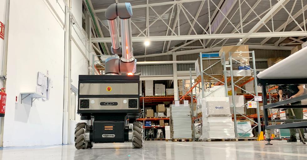 Fábricas inteligentes o cómo la robótica está liderando los cambios de la industria