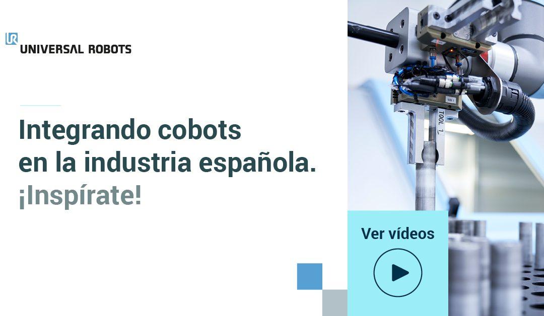 La penetración de la robótica colaborativa en la geografía española protagoniza un nuevo informe de Universal Robots