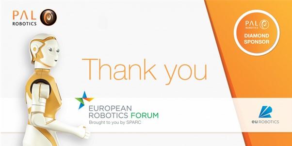 ERF 2021: evento anual clave de European Robotics y nuestros aspectos más destacados