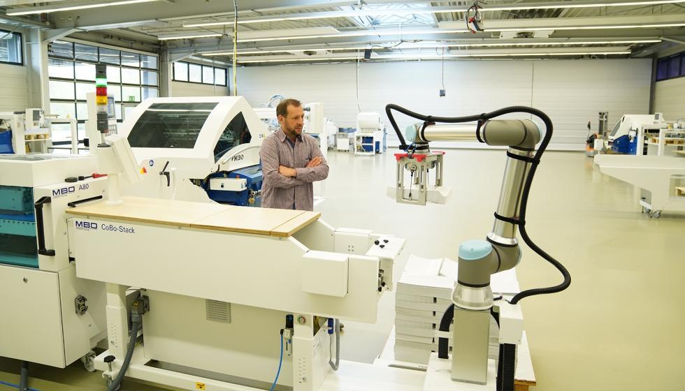 Universal Robots lanza su nuevo UR10e con un 25% más de carga útil