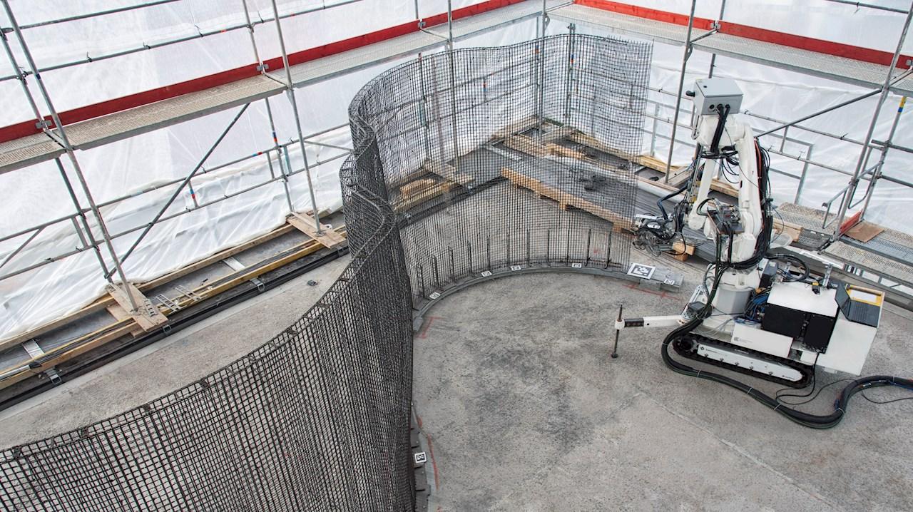ABB Robótica avanza en la automatización del sector de la construcción para permitir una edificación más segura y sostenible