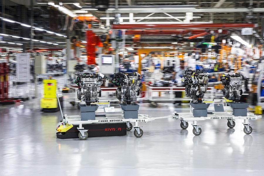 Kivnon y Eurecat innovan en robótica móvil para hacer las fábricas más flexibles e inteligentes