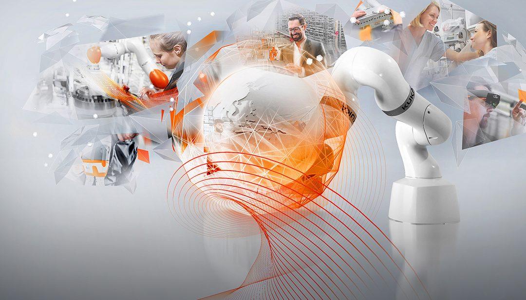 El comienzo de una nueva era: KUKA en automatica sprint 2021