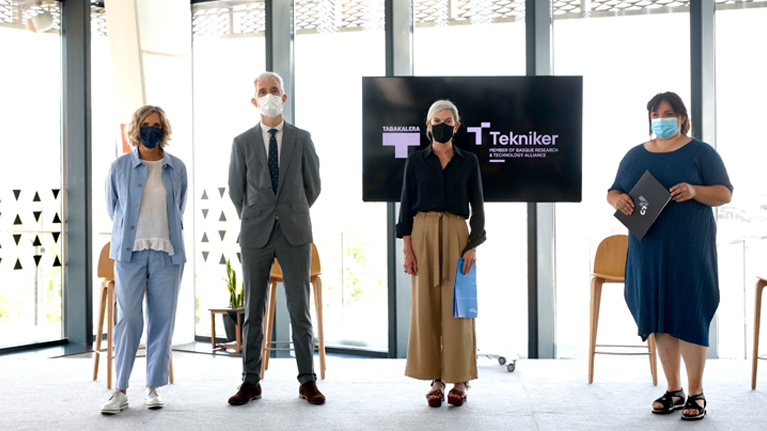 Tabakalera y TEKNIKER colaboran para promover proyectos que aúnen arte, ciencia y tecnología
