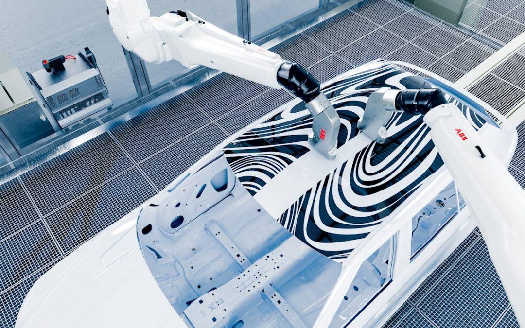 ABB PixelPaint gana el prestigioso premio IERA a la Innovación y el Emprendimiento