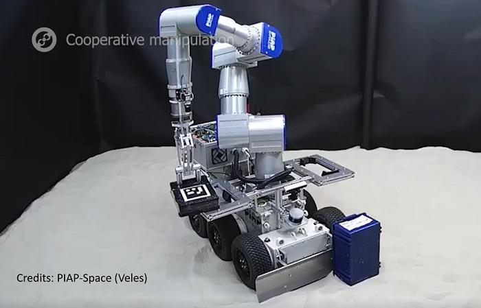 Finaliza el proyecto de robótica europeo PRO-ACT