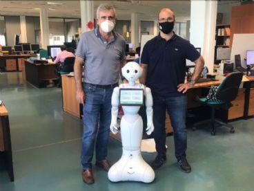 Robots sociales para acabar con la soledad