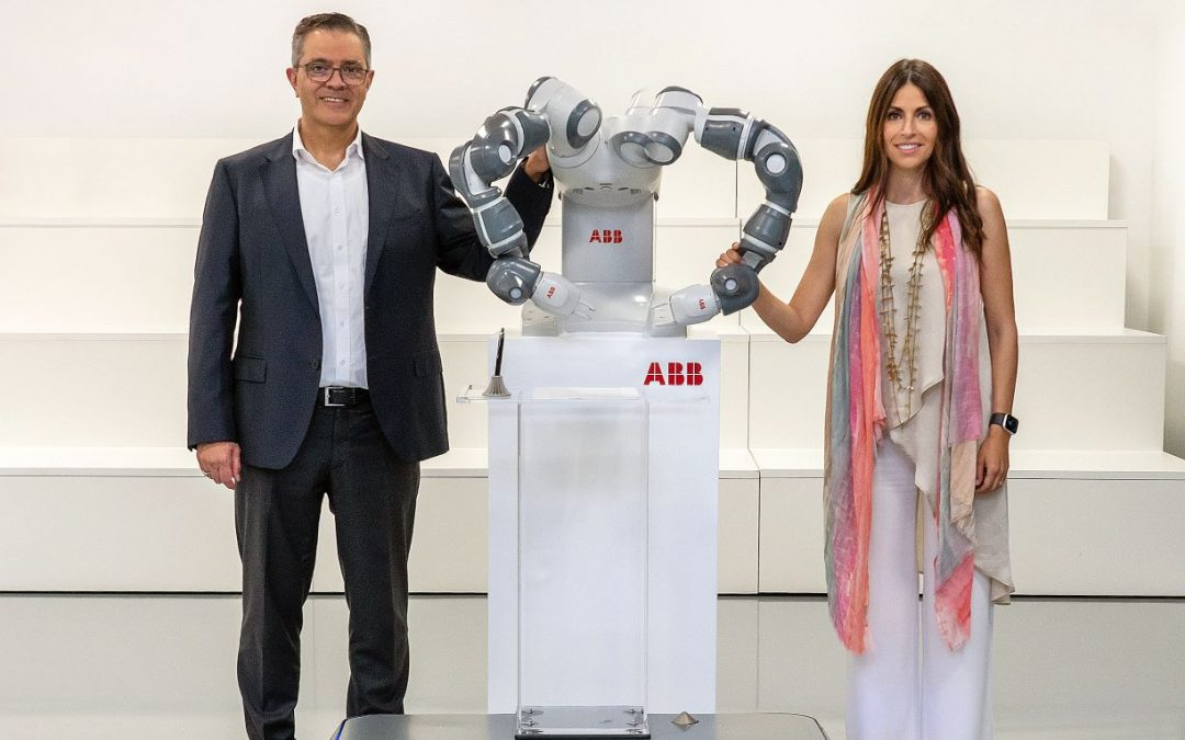 ABB to acquire ASTI Mobile Robotics Group to drive next generation of flexible automation with Autonomous Mobile Robots