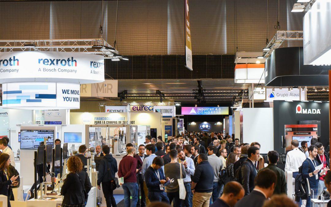 Advanced Factories vuelve en marzo de 2022 con el objetivo de automatizar la industria española