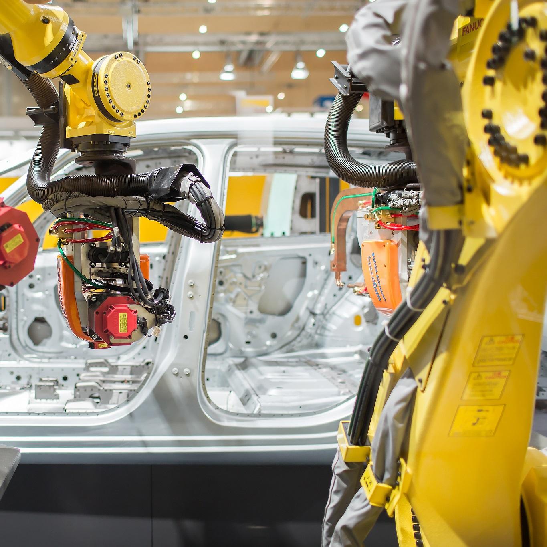 FANUC celebra la producción del robot número 750,000