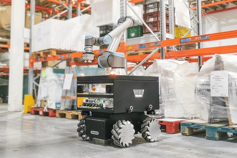 Aplicaciones de robótica móvil: más seguridad y productividad para tu planta