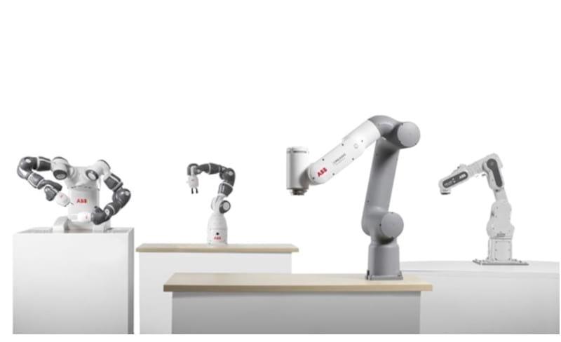 ABB muestra en MindTech última tecnología en robots colaborativos