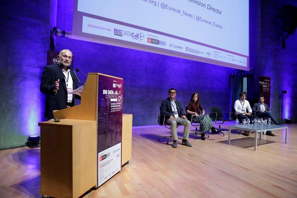 Más de 70 expertos abordarán en Barcelona los grandes retos de la Inteligencia Artificial