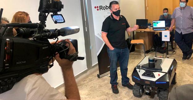 Aplicaciones del 5G y la robótica industrial en España