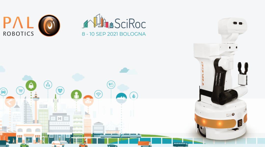 SciRoc Challenge: Service robotics in Smart Cities & TIAGo