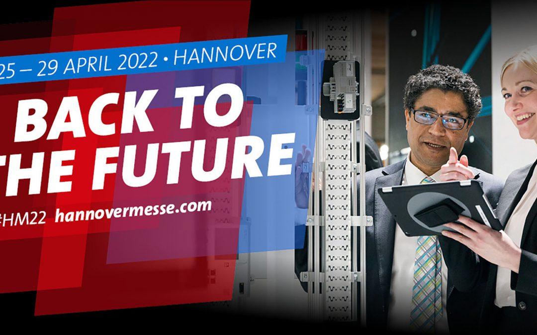 Hannover Messe: descuento por inscripción anticipada hasta el 31 de octubre