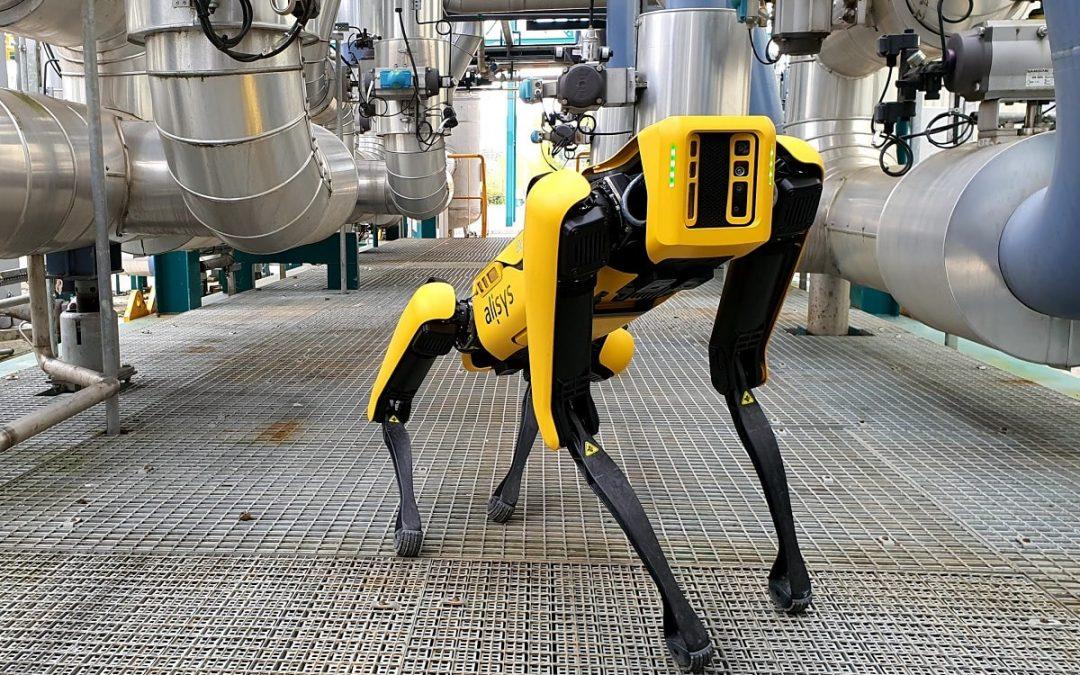 Alisys mostrará en la Reunión Anual de la Sociedad Nuclear Española las últimas tendencias en robótica de servicio